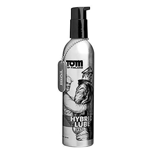 Tom of Finland Hybrid Lube, 8 Fluid Ounce -  XR, LLC, 135324