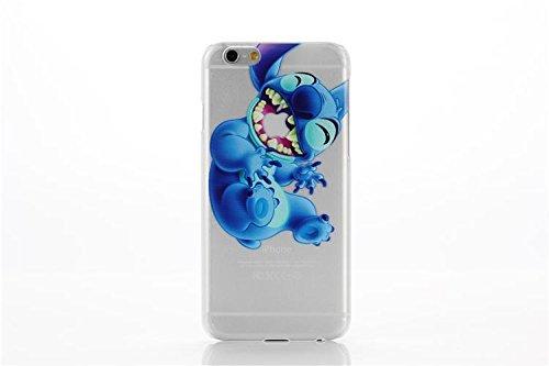 7 opinioni per Silicone iPhone 7 Caso per Apple / Gel Stitch Copertura & Protettore Flessibile/