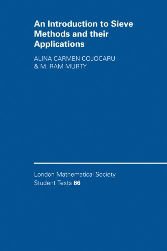 An Introduction to Sieve Methods and Their Applications (London Mathematical Society Student Texts)