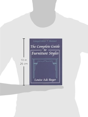 The Complete Guide to Furniture Styles by Waveland Pr Inc (Image #1)