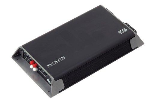 Fli Underground FU720.4-F1 720 Watt Peak 4 Channel Amplifier with 4 X 90 Watts RMS Power