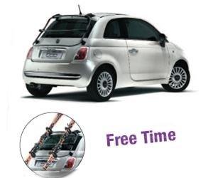 Barre Per Fiat 500 Posteriore E Porta Ski 71806038 Amazon It Auto