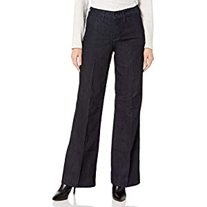 NYDJ Women's Teresa Trouser Jeans in Premium Denim