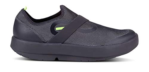 OOFOS - OOmg Men's Fibre Low Shoe - Post Exercise Active Sport Recovery Footwear