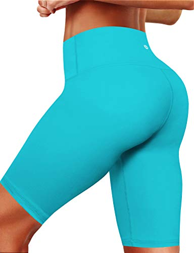 BUBBLELIME 2.5 Inseam Yoga Shorts Running Shorts Out Pocket Workout Fitness Active Wicking Tummy Control