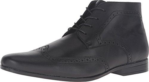 GUESS Men's Gavins Black Boot 8.5 M (Guess Men Dress Shoes)