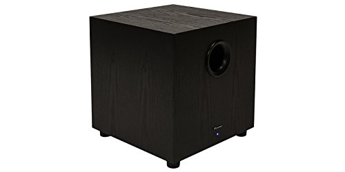 Pioneer SW-10 400W Powered Subwoofer, Black by Pioneer