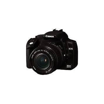 Canon EOS 350D - Cámara Réflex Digital 8 MP (Objetivo 18-55)