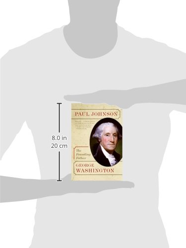Amazon george washington the founding father eminent lives amazon george washington the founding father eminent lives 0201560753676 paul johnson books fandeluxe Images