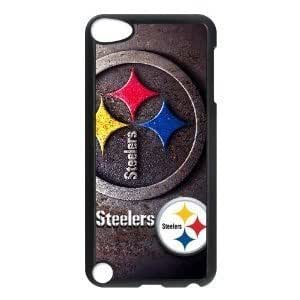Fashion funny NFL Pittsburgh Steelers Ipod Touch 5th Case Cover