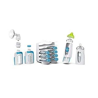 Kiinde Twist Pouch Breast Milk Storage Bag Breastfeeding System Starter Kit