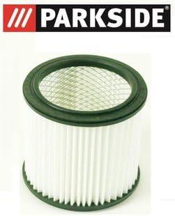 Filtro a Plis para aspirador de cenizas de Parkside serie pas 500 ...