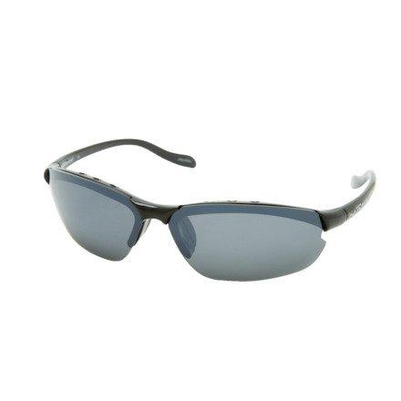 Native Eyewear Dash XP Interchangeable Polarized Sunglasses Iron/Silver Reflex, One - Sunglasses Xp