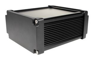 Metal Enclosure, EMC, Heavy Duty, Waterproof, Heat Resistant, Heat Sink, Aluminium, IP67, 81.3 mm by TAKACHI