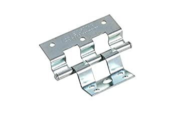Elixir Exterior Door Hinge For Combination Doors (3 Pack) Zinc For Mobile  Homes