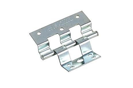 Elixir Exterior Door Hinge for Combination Doors (3 Pack) Zinc for ...