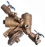 Wilkins 1/2'' Rpz Backflow Preventer *Not Lead Free* 12-975XL
