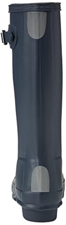 Hunter Original Wellies, Unisex Kids' Rain Boots, Blue (Navy), 4 Child UK (37 EU)