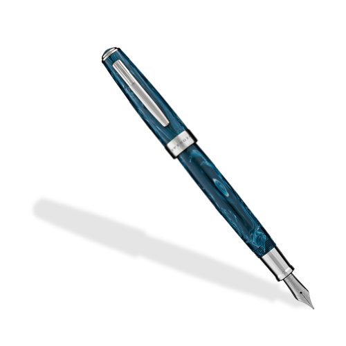 Levenger True Writer Select Fountain Pen (AP12610 MDN F NM) ()