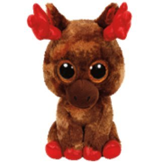 TY Beanie Boo Maple Moose Canada 150  Exclusive
