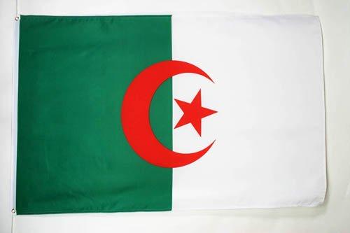 AZ FLAG Algeria Flag 2' x 3' - Algerian Flags 60 x 90 cm - Banner 2x3 ft