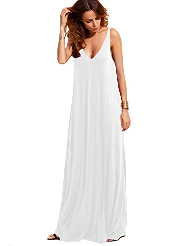 See the TOP 10 Best<br>Womens White Maxi Dress