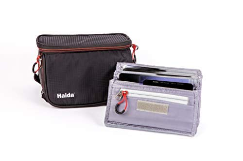 Haida M10 Filter Bag/Case Holds up to 6 100mm and/or 100 x 150mm Filters HD4420 by Haida