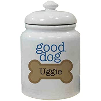 Pet Supplies : GiftsForYouNow Personalized Ceramic Good