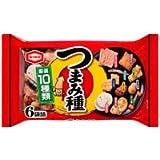 亀田製菓 つまみ種(10種入) 6袋詰 130g