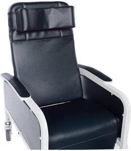 - Contoured Headrest, color Mauve