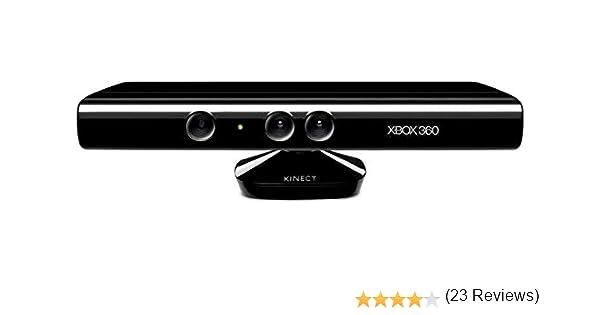 Sensor Kinect para Xbox 360 (embalaje a granel) (renovado): Amazon.es: Electrónica