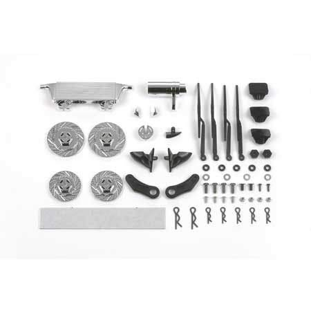(Tamiya America, Inc Body Accessory Parts Set: 1/10 Touring, TAM54139)