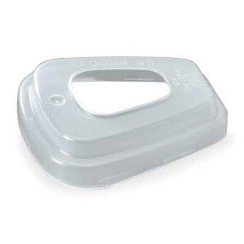 3M Respirator Filter Retainer 501, 2EA Set (Series Filters Respirator Cartridges)