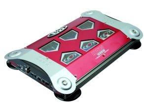 Boss R1035, 2 canaux Mosfet amplificateur de puissance, 2x 250 Watts RMS @ 4 ohms sté ré o, amplificateur 2x 250 Watts RMS @ 4 ohms stéréo