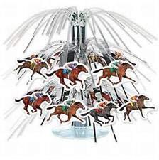 (Horse Racing Mini Cascade Centerpiece Horse Birthday Party)