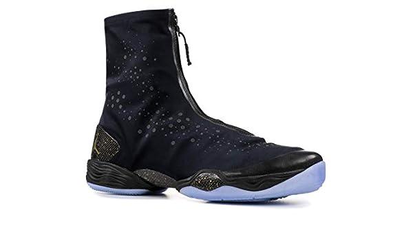 save off 0e6c4 820fa Amazon.com   Nike AIR Jordan XX8  Locked and Loaded  Black MTLC Gold White   555109-007  US Men SZ 10   Basketball