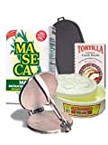 MexGrocer Tortilla Lovers Gift Pack, 5 items
