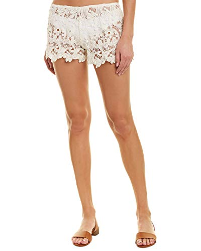 Eberjey Women's Lupita Sam Shorts, Natural, ()