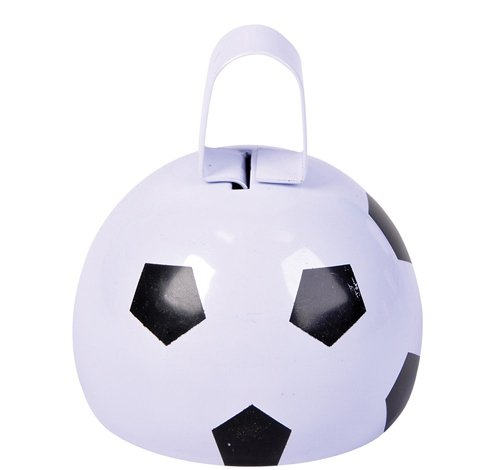 3.5'' SOCCER COW BELL, Case of 144 by DollarItemDirect