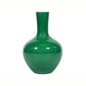 Amazon Asian Traditional Chinese Ceramic Decorative Emerald