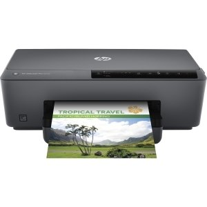 HP Officejet Pro 6230 Inkjet Printer - Color - 600 x 1200 dpi Print - Plain Paper Print - Desktop - 29 ppm Mono / 24 ppm Color Print - 18 ppm Mono Print / 10 ppm Color Print (ISO) - 225 sheets Input - Automatic Duplex Print - Fast Ethernet - Wireless LAN