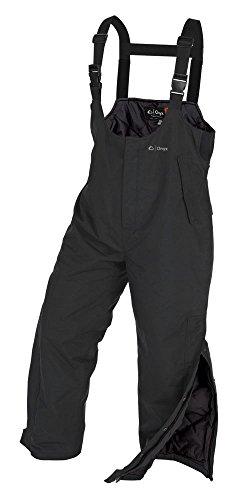 Onyx-Arctic Shield-X-System Mens Cold weather bib, Black, (Arctic Shield Clothing)