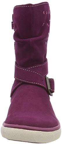Deep Souples tex Bottes Purple 39 Fille Cina Violet Lurchi FPqWRw