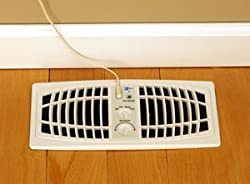 The AirFlow Breeze Home Heating/Cooling System (Brown) (Fits 4