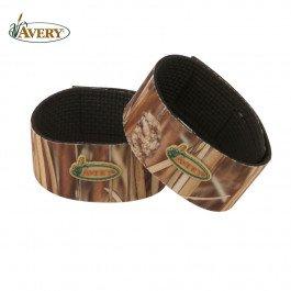 Avery Outdoors Neoprene Ankle Garters,Marsh Grass