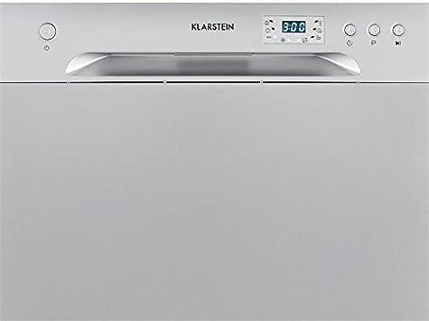 Klarstein Amazonia 6 lavavajillas A+ (1.380 W, 6 cubiertos, 6 ...