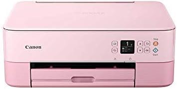 Impresora Multifuncional Canon PIXMA TS5352 Rosa Wifi de inyección ...