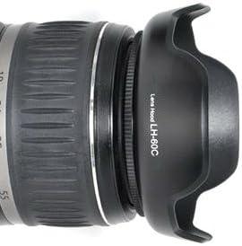 EW-6OC Lens Hood for Canon 18-55mm