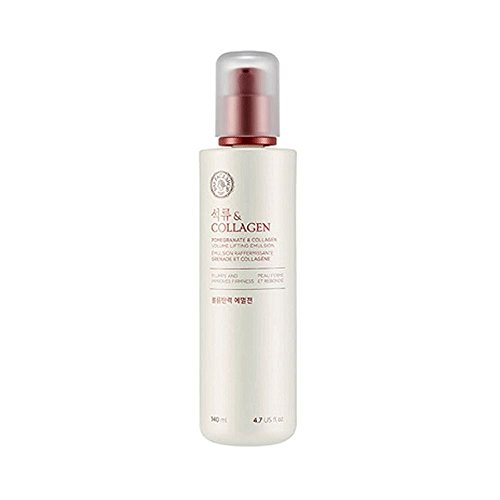 Pomegranate Collagen Lifting Emulsion 140Ml