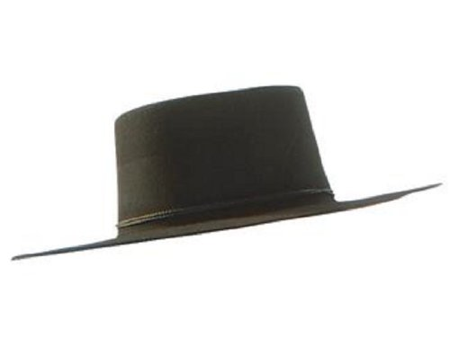 [Rubie's Costume V For Vendetta Hat, Black, One Size] (High Quality Costumes For Sale)